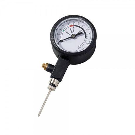 Medidor de pressão para bolas