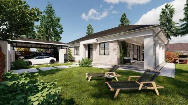 Продам новый современный дом в Авангарде