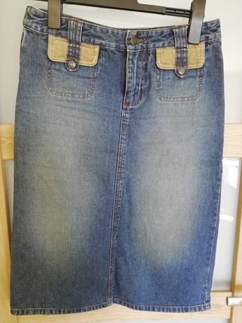 Spódnica Cherokee 38 jeans
