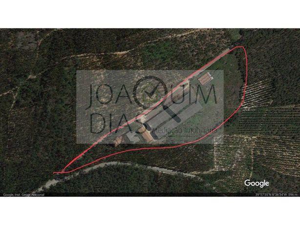 Terreno Rustico (21.050 m2) em construção de conjunto imo...