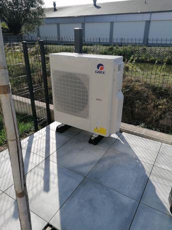 Montaż i serwis klimatyzacji