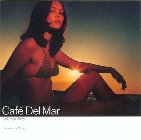 Compilações, DJ Vibe, Café Del Mar, Festival Eurovisão