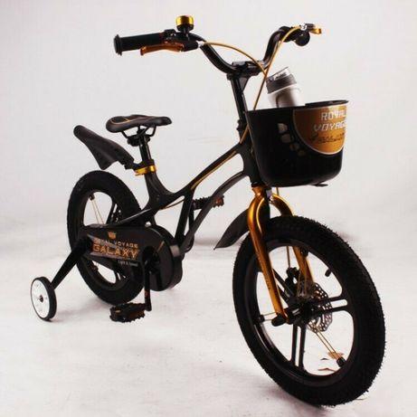 Royal voyage Galaxy 14 16 дюймов велосипед двухколесный детский лег