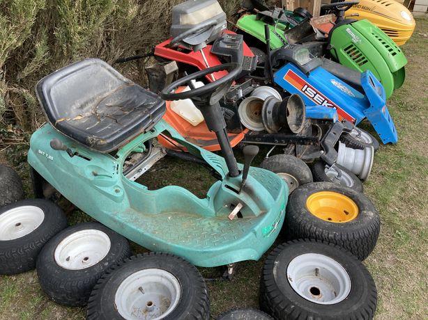 Części do traktorka kosiarki całość wyprzedaż