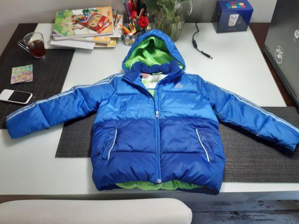 Kurtka Adidas 122 cm 6-7 lat Fajny stan!!!