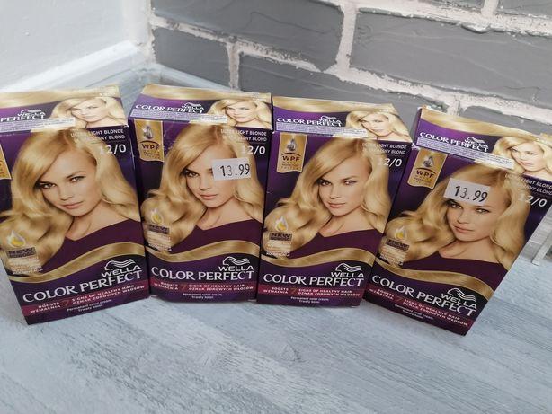 Farby do włosów WELLA