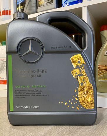 Óleo Mercedes 5W 30 229.51 5L