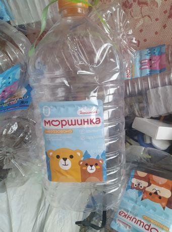 Пластиковая бутылка 6 литров