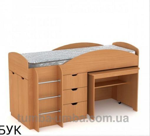 Срочно Кровать горка в отличном состоянии