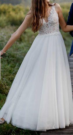 Suknia Ślubna Regina Diamante Lublin 38 2020