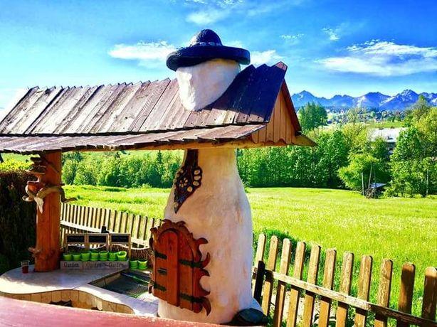 Wakacje lato nocleg pokoje Wynajem Bukowina blisko Białka Zakopane