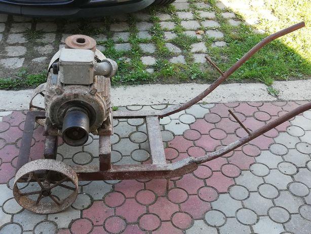 Silnik 5,5 KW 380 V 1455 obr/ min