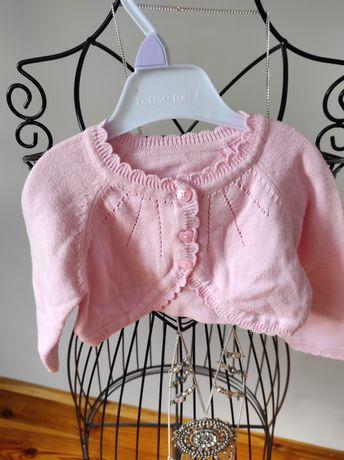 Różowy sweterek,
