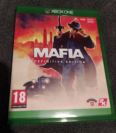 Mafia Definitive Edition - Xbox
