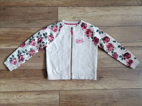 Bluza dla dziewczynki r. 122/128