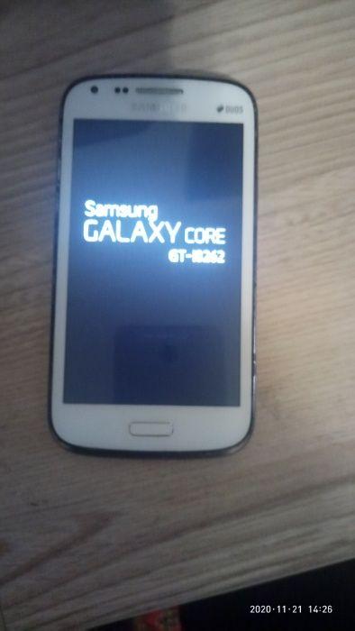 Samsung Galaxy Core Duos I8262 chic white Киев - изображение 1