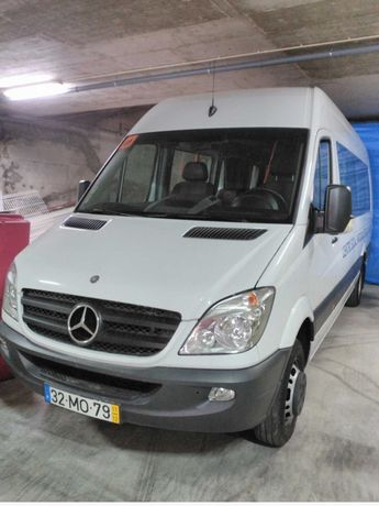 VENDE-SE MINIBUS - Mercedes Benz Sprinter 519 CDI / Como NOVO