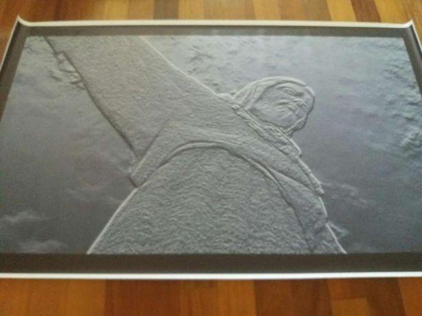 Cristo Quadro em tela 1.20 x 2.00