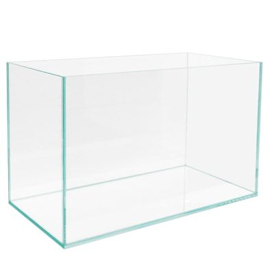 Akwarium proste 40x25x25 - 25 litrów OPTIWHITE