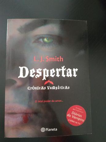 DESPERTAR de L. J. Smith