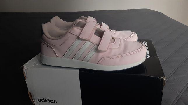 Buty Adidas dla dziewczynki rozmiar 34