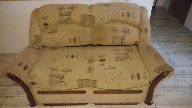 sofa, kanapa, rozkładana