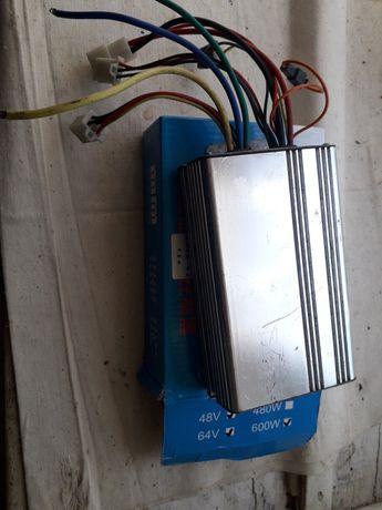 Контроллер 48,600 на электровелосипед,электро скутера,мотор колесо