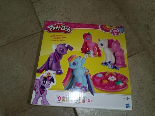 Plasticina Play-Doh