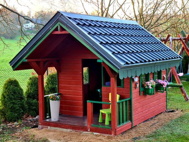 Domek dla Dzieci, duży, solidny OKAZJA