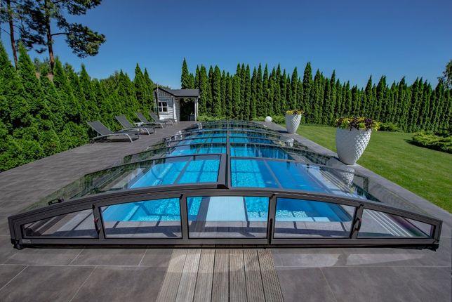 Zadaszenie basenowe z montażem Bucovers zadaszenie do basenu PROMOCJA!