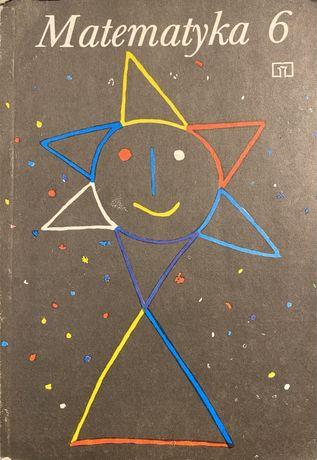 Matematyka 6 (podręcznik) - Wacław Zawadowski