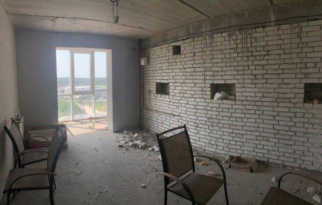 Новобудова здана двох кімнатна вул. Пулюя 0-цикл