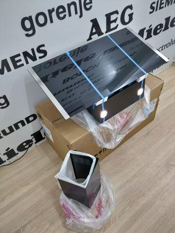 Вытяжка Electrolux™… Черное стекло, наклонная, 90см. новая.