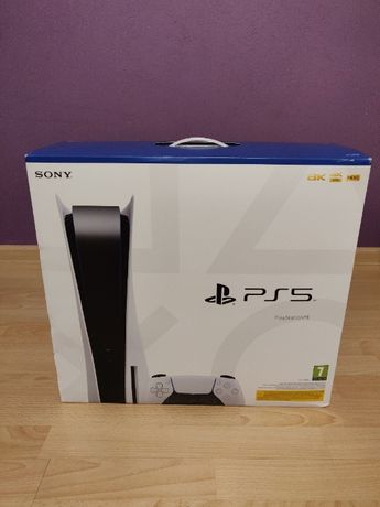 Sony Playstation 5 (PS5) NOWE!
