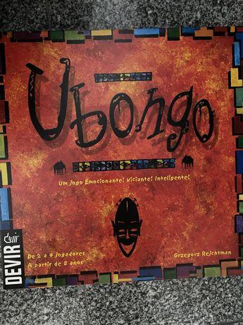 Jogos de tabuleiro Ubongo e Azul