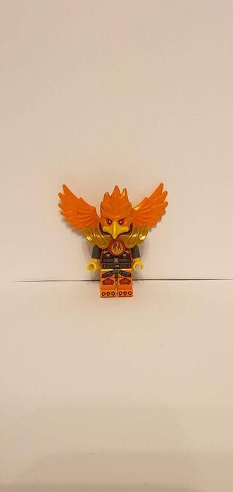 Figurka Lego Frax Loc105 ptak fenix chima Pszów - image 1