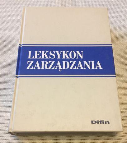 Leksykon zarządzania Maria Adamska