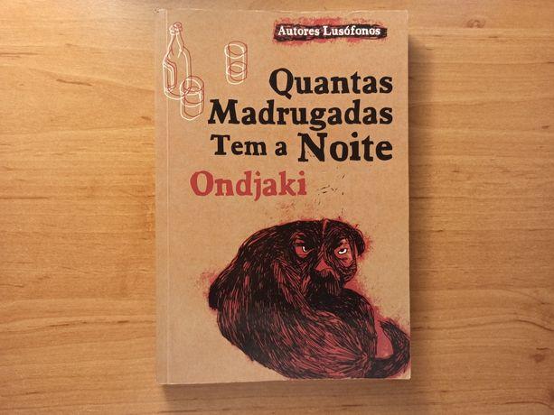 Quantas Madrugadas tem a Noite - Ondjaki
