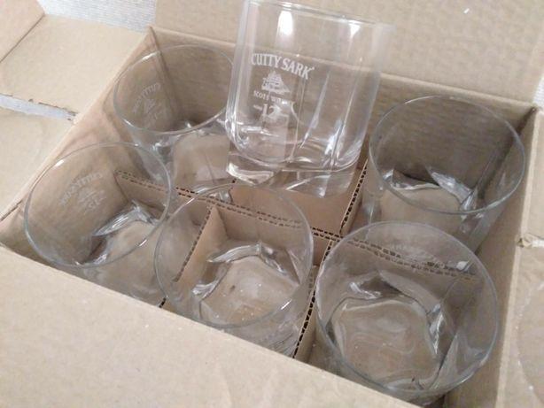 copos whisky Cutty Sark