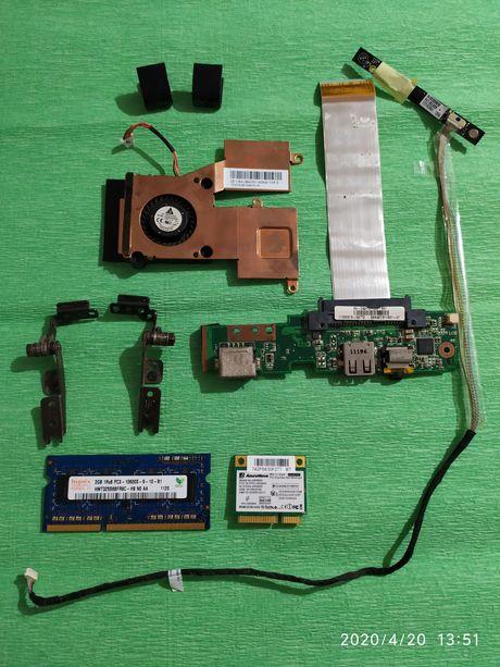 Нетбук Asus Eee PC 1005PXD на разбор