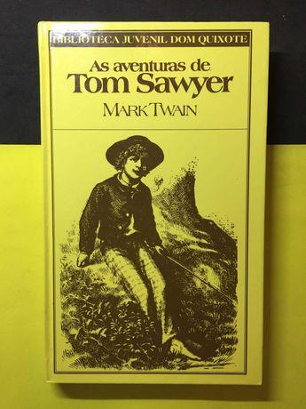 Mark Twain - As Aventuras de Tom Sawyer (Portes CTT Grátis)