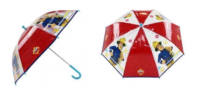 Bajkowy parasol Strażak Sam
