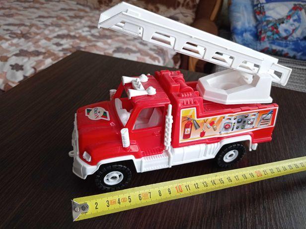 Пожежна машинка велика