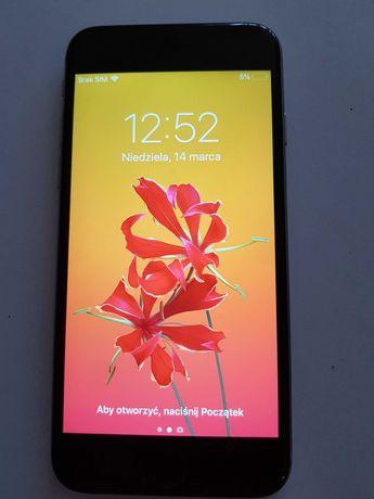 sprzedam telefon iphone 6 kolor złoty