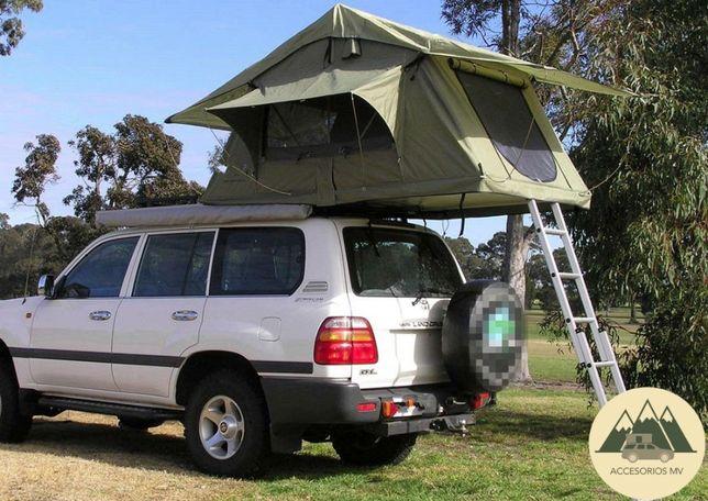 Tendas de Telhado para qualquer veiculo ou van.