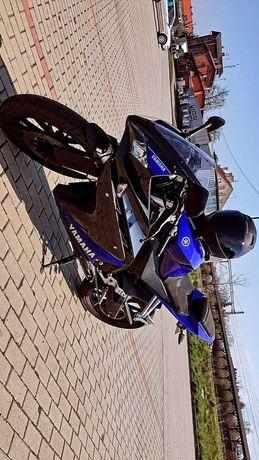 Yamaha yzf r125. Dobry stan