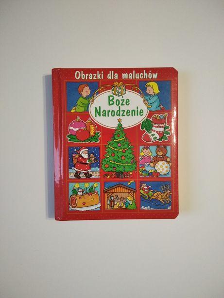 Boże Narodzenie NOWA Obrazki dla maluchów książka o świętach G40