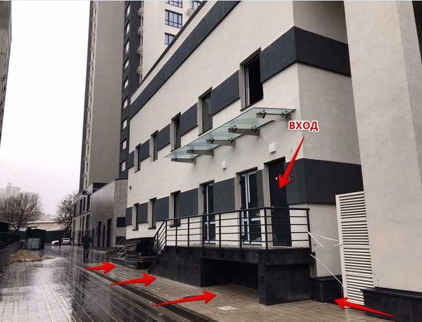 ЖК Victory, 85м2, подвал, отдельный вход, под склад! 550у.е/м2