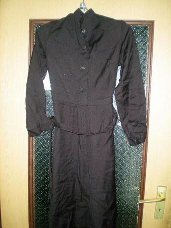 Платье школьное советское, фабричное