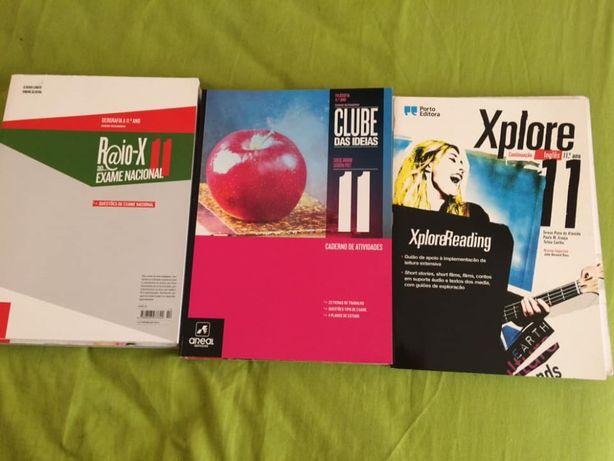 livros escolares Esjcff